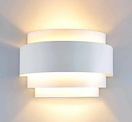 AC 110-130 AC 220-240 60W E26/E27 Modern/Contemporary Painting Feature for Mini Style,Ambient Light Flush Mount wall Lights Wall Light