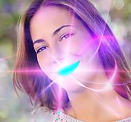 Environmentally-Friendly Rubber Halloween Led Glow Braces