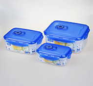 YOOYEE Brand BPA Free Leakproof Custom Plastic Container with Lid
