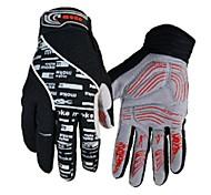 Glove Cycling/Bike Unisex Winter GlovesAnti-skidding / Keep Warm / Wearproof / Wearable / Shockproof / Reduces