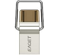 EAGET CU10 64G USB3.0/TypeC Mini Flash Drive U Disk for Mobile Phones, Tablet PCs Mac/PCs