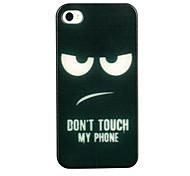iphone 7 più iPhone 5 / iphone 5s compatibile disegno / bagliore nel buio di copertina speciale