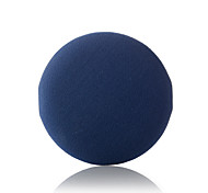 Beauty Artisan Powder Puff/Beauty Blender Polyester 1 Round 5.5cm Normal Blue