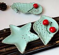Mediterranean Ceramics Compote Small Plate