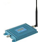 LCD Display GSM980 GSM 900MHz Mobile Phone Signal Booster , GSM Signal Booster + Yagi Antenna with 10M Cable