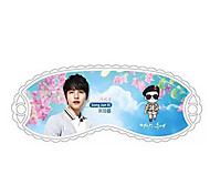 The New Star Exobiology Ice Patch Tfboys Li Yi Feng Lu Han Gd Eye Hd Pvc (Random Delivery)