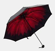 Banana Umbrella Banana Xia Female Black Umbrella Double Umbrella Uv Sun Shade Umbrella Glass