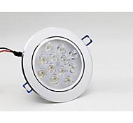 Deckenleuchten 200-600 lm Warmes Weiß / Kühles Weiß Hochleistungs - LED AC 85-265 V 1 Stücke