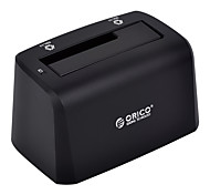 Orico Us3 8619 Gm 2.5 3.5 Hard Disk Box Multi-Function Hard Drive Bridge See The Hard Disk Random Color