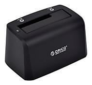 Orico US3 8619 gm 2.5 3.5 box per hard disk ponte hard disk multi-funzione di vedere il colore casuale disco rigido
