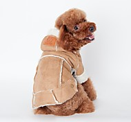 Elegant England Style Coat for Pets Dogs (Assorted Sizes and Colours)