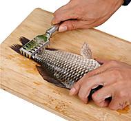 1pcs Удобная ручка / Лучшее качество / Высокое качество / новый / Главная Кухня инструмент Нержавеющая сталь Щетки