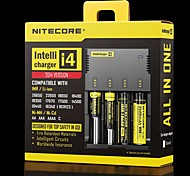 Nitecore i4 intellicharge chargeur de batterie intelligente universelle
