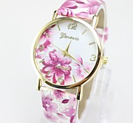 Ladies'/Women's High-Grade Printing Female Models Fashion Quartz Watch