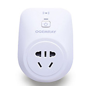 Smart Wireless Wifi Remote Socket Phone Remote Control Timer Switching Power Saving APP Control