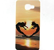EFORCASE® Painted Sunset TPU Phone Case for Samsung Galaxy A7(2016) A5(2016) A5 A3(2016)