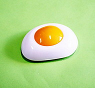 LED Night Light Novelty Crafts Products Poached Egg Pat Lights