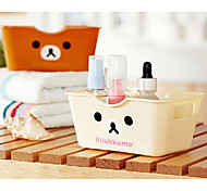 Mini Cute Cartoon Stationery Receive Box Sundry Storage Box Content Box Rectangular Desktop Boxes