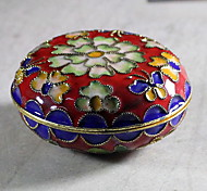 Jewelry Boxes Copper 1pc Yellow / Red / Blue