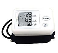 Hengrui tu-02 de voz esfigmomanômetro eletrônico inteligente instrumento de medição arterial elevada pressão pulso