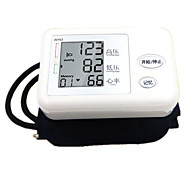 HENGRUI TU-02 Voice Electronic Sphygmomanometer Intelligent High Blood Pressure Pulse Measuring Instrument