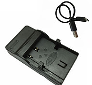 Dli109 Micro USB Mobile Camera Battery Charger for Pentax KR K-R K30 K-30 K-50