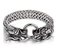 Bracelet Charmes pour Bracelets Acier inoxydable Forme d'Animal Mode Soirée Quotidien Regalos de Navidad Bijoux Cadeau Argent,1pc