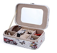 Jewelry Boxes Alloy 1pc White