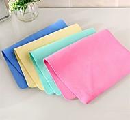 Полотенца для мытьяОднотонный Высокое качество 100% полиэстер Полотенце