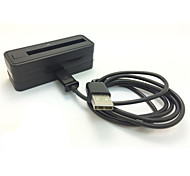 Dock Charger For Cellphone 1 USB Port Black
