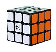 Dayan® Calmantes para el estrés / Cubos Mágicos 3*3*3 / Cubo velocidad suave Negro Plástico Juguetes