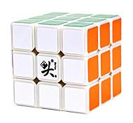 / Calmantes para el estrés / Cubos Mágicos 3*3*3 / Cubo velocidad suave Arco iris Plástico Juguetes