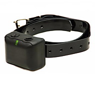 Dog Bark Collar / Dog Training Collars Anti Bark / Waterproof / Shock/Vibration / Rechargeable Solid Black Plastic / TPU