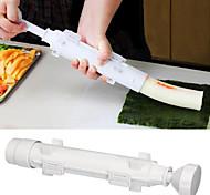 1 Cocina creativa Gadget / Multifunción Fabricación de Sushi y Dumplings Plástico Cocina creativa Gadget / Multifunción