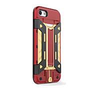 Hybrid Shockproof Card Holder with Stand Back Cover iphone case for iPhone 7/iPhone 6s/iPhone 5