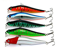 12cm 10g/PC Culter Bait Lures Bait Bionic Bait Minnow Lure CD Camino 5PC/Set