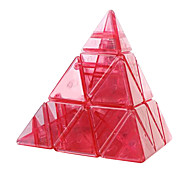 Toys  Stress Relievers  Magic Cube Pyraminx Magic Toy Smooth Speed Cube Magic Cube puzzle Rainbow Plastic