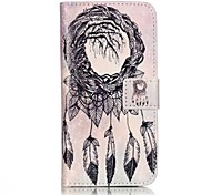 Full Body Wallet / Flip Dream Catcher PU Leather Hard Case Cover For for iPhone iPhone 7 / iPhone 7 Plus
