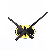 Modern Style DIY Batman Mute Wall Clock