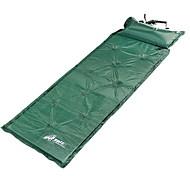 Others Feuchtigkeitsundurchlässig / Wasserdicht Aufgeblasene Matte / Camping Polster / Picknick-Polster Grün / Blau Camping PVC