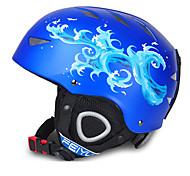 FEIYU® Casque Femme Homme Enfant Unisexe Snow Sport Helmet Sportif Réglable Jeune Casque Sport  Casque Sport d'Hiver CE EN 1077 ABSSports