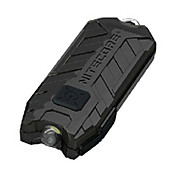 Nitecore® Lanternas LED LED 45 Lumens 2 Modo LED Bateria de Lítium Regulável / Recarregável / Tamanho CompactoCampismo / Escursão /