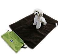 Gato / Cachorro Cobertura de Cadeira Automotiva / Camas / Saúde Animais de Estimação MantasProva-de-Água / Portátil / Dobrável / Macio /