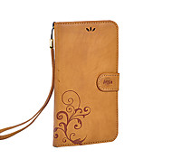 CORNMI  For SONY Xperia Z3 Z5 Mobile Phone Flower Leather Cover Luxury Stand Wallet Design PU Leather Case