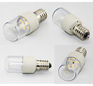 1W E14 Lámparas de Mesa ST21 9SMD2835 SMD 3528 20-25 lm Blanco Fresco Decorativa V 1 pieza