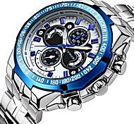 Hombre Reloj Deportivo / Reloj de Vestir / Reloj de Moda / Reloj de Pulsera / El reloj mecánico Cuerda AutomáticaResistente al Agua /