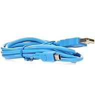 USB2.0 Choseal al cable mini USB de alta velocidad
