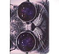 For Samsung Galaxy Tab E 9.6 Wallet Cat PU Leather Hard Case Cover  Tab A 9.7 Tab A 10.1 (2016) T580N T585N