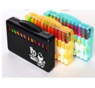 24 Color Children Graffiti Painting Pen Thick Head Color Pen
