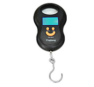 Gourd-Type Portable Scales (Note 50 Kg - Black)